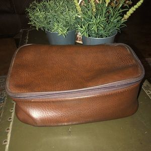 VINTAGE PEGASUS BRAND TOILETRY BAG